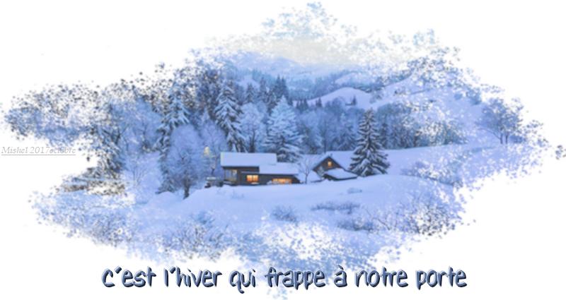 Misskatia - C est l hiver qui frappe a notre porte ...